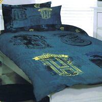 Harry Potter - Hufflepuff - Double/US Full Bed Quilt Doona Duvet Cover Set