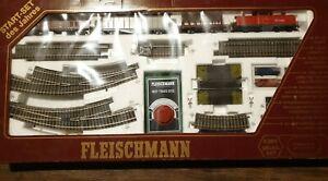 FLEISCHMANN, START-SET 6399, NIE GEBRAUCHT