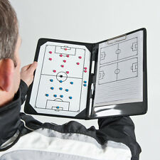 NEW Precision Football Coaches Tactic Folder - Cheap Soccer a4 tactics Board