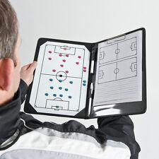 NEW Precision Football Coaches Tactic Folder - Cheap Managers a4 tactics Board