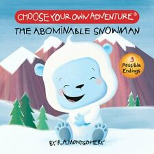 The Abominable Snowman (Board Book) by R a Montgomery: New