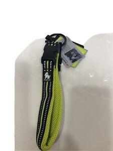 truelove dog collar Yellow Reflective 2XL