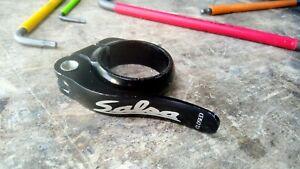 Salsa Fliplock Seat Clamp 35mm 35.0mm seatpost clamp