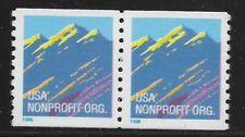 Stati Uniti Scott# 2904, Paio 1996 Mountain 5c VF Nuovo senza Linguella