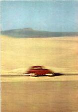Volkswagen Beetle 1966-67 UK Market Sales Brochure 1300 Saloon Convertible