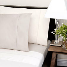 PRIVATE COLLECTION GENUINE 600tc 100% SUPIMA Cotton Sheet Set KING SIZE IVORY