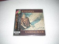 STEVIE WONDER / TALKING BOOK - JAPAN CD MINI LP