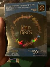 The Lord of The Rings Trilogy Steelbook Best Buy (empty - case only) New