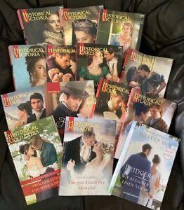 Großes Liebesromanpaket - Historical - 45 Hefte/Bücher