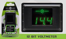 SoundQubed SQ-VM-1 12bit Voltage Gauge (super fast display)