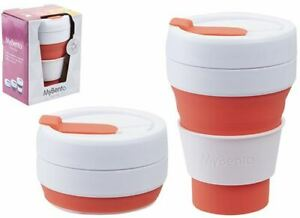 Summit MyBento Pop Cup 355ML Collapsible Silicone Coffee cup Mug Travel