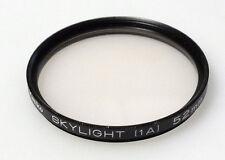 (PRL) KENKO SLYLIGHT 1A 52 mm SKY FILTRO FOTO PHOTO FILTER FILTRE FILTAR FILTRU