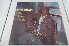 TOM SHAW  BLIND LEMON'S BUDDY LP  BLUE GOOSE BG-2008  US