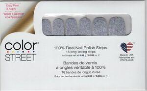 CS Nail Color Strips I Want Scandi 100% Nail Polish Strips - Made in the USA!
