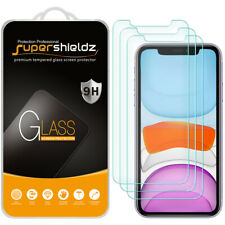 """3X Supershieldz Tempered Glass Screen Protector Saver for Apple iPhone 11 (6.1"""")"""