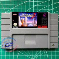 ActRaiser 2  -SNES Game USA version FREE SHIPPING