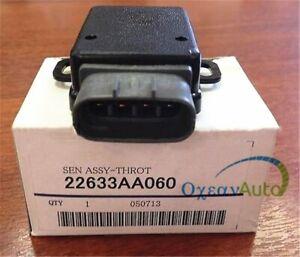 A22-000R25 TPS Throttle Position Sensor 22633-AA060 For 1990-1994 Subaru Legacy
