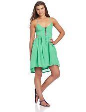 Fox Racing Women's Inspire Spaghetti Strap Summer Dress - Acid Green - Sz Large