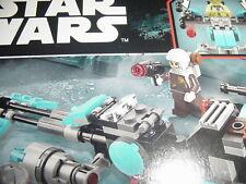 STAR WARS LEGO 75167 cacciatore di taglie Dengar Mini figura Nuovo 2017