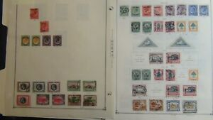 British South West Africa classic stamp collection on Scott pages to '83
