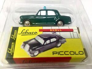 Schuco Piccolo Mercedes Benz 180 Police Car