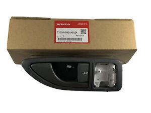 72120-SR2-A02ZA Genuine Honda Del Sol Psng Right Interior Handle Excel Charcoal