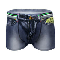 Men Underwear New Comfy Cotton Briefs Boxer Breathable Men Underpants Shorts