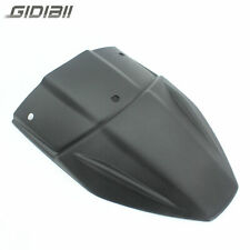 ABS Plastic Front Fender Extender Mudguard Extension For BMW F750GS 2018-2020