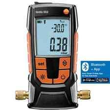 Testo 552 -1 Digital Vacuum Micron Gauge Stand Alone + BLUETOOTH NEW VERSION