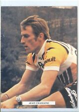 CP - Carte Postale - Equipe Renault Gitane - Jean Chassang - Cyclisme