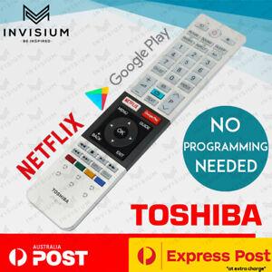 GENUINE TOSHIBA TV REMOTE CONTROL CT-8516 CT-8522 65U7750VE 42L4750A 32L4750A