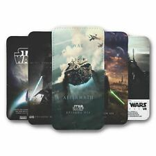 For iPhone 5 5S Flip Case Cover Star Wars Collection 1