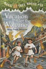 Vacation Under the Volcano by Mary Pope Osborne (Paperback, 1998)