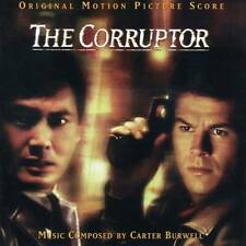 The Corruptor - Carter Burwell - Varese Sarabande - Score - Soundtrack - CD