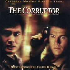 The corruptor-Carter Burwell-Varese Sarabande-score-COLONNA SONORA-CD