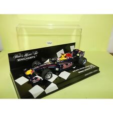 RED BULL RENAULT RB6 GP DU JAPON 2010 VETTEL MINICHAMPS 1:43