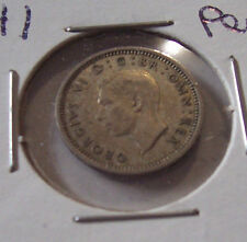 GREAT BRITAIN 1941 3 D THREE PENCE SILVER COIN UNITED KINGDOM