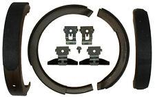 Parking Brake Shoe-Bonded Rear ACDelco Advantage 14781B