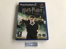 Harry Potter Et L'Ordre Du Phénix - Sony PlayStation PS2 - FR - Sans Notice