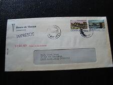 spain -envelope 1st day 12/10/1977 (2eme choice ENVELOPE yellowed)(cy24)spain