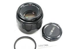 MINOLTA MAXXUM AF 50mm 1:1.7 LENS W/FILTER/CAP FOR MINOLTA/SONY EXCELLENT