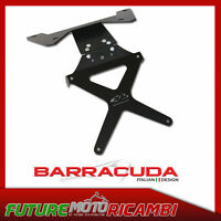 BARRACUDA KIT PORTATARGA RECLINABILE SUZUKI SV 650 2003-2007 LICENCE PLATE