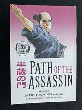 KOIKE & KOJIMA Path of the assassin 9  Dark Horse Manga