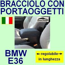 BMW E 36 - E36 - bracciolo portaoggetti REGOLABILE -facciamo tappeti auto con @