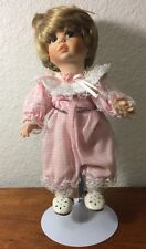 Peanut Baby Doll Maryse Nicole Franklin Mint Exclusive Heirloom Collector
