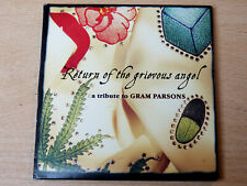 Return Of The Grevious Angel/A Tribute To Gram Parsons/1999 2x CD Album