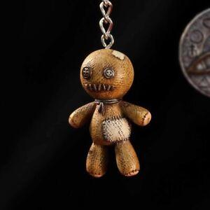 Voodoo Doll Keyring 6cm nemesis now Dark Curse Voodoo Doll Key ring gift