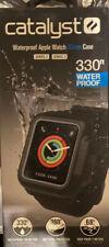 Catalyst Waterproof Case & Band Apple Watch Series 2/3 42mm Black