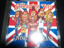 The Screaming Jets Living In England CD EP