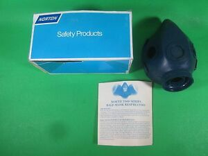 Norton Face Respirator Piece Assembly -- 7500-11 S -- New